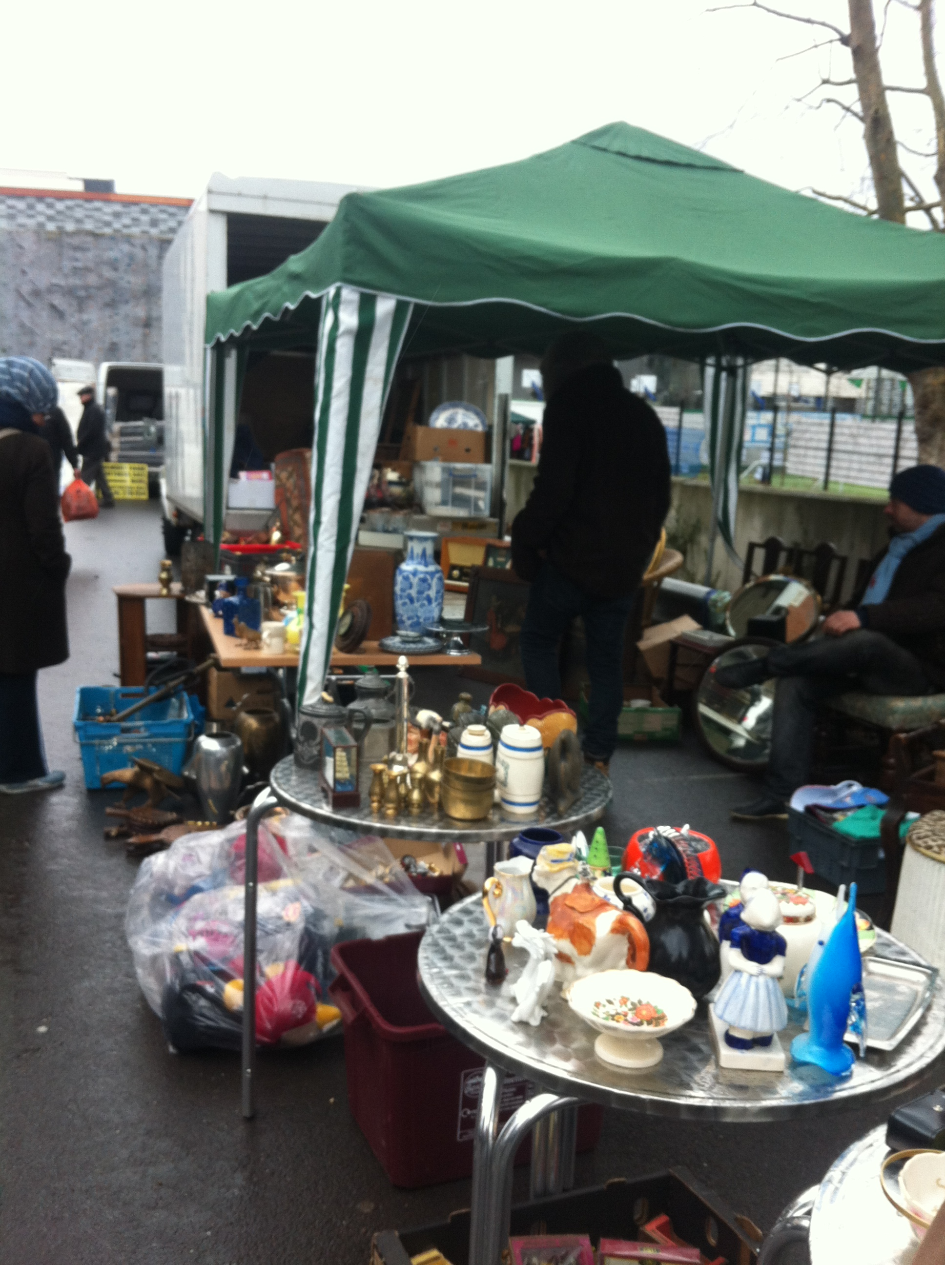 Car Boot Sale Outside London Days