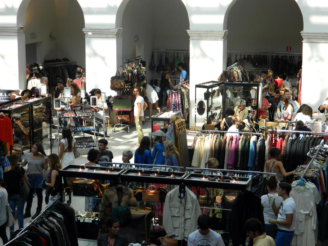 Padova'da Alışveriş