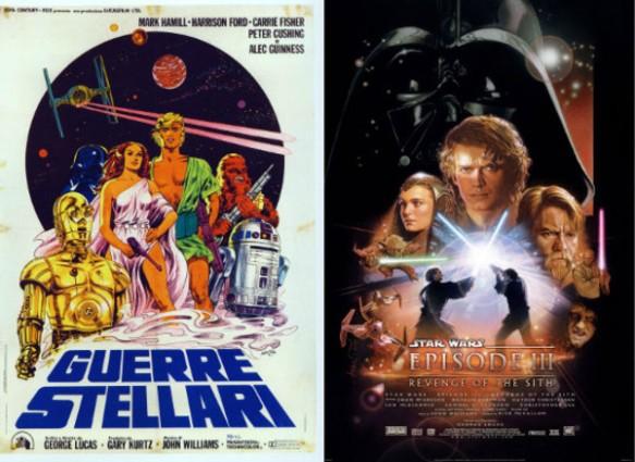 guerre stellari a star wars