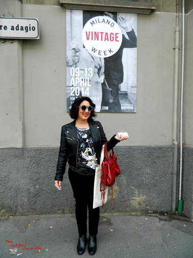The Ladybug Chronicles-Milan Vintage Week 2014-01