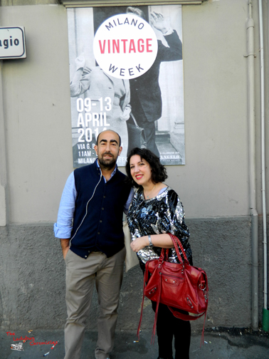The Ladybug Chronicles-Milan Vintage Week 2014-08