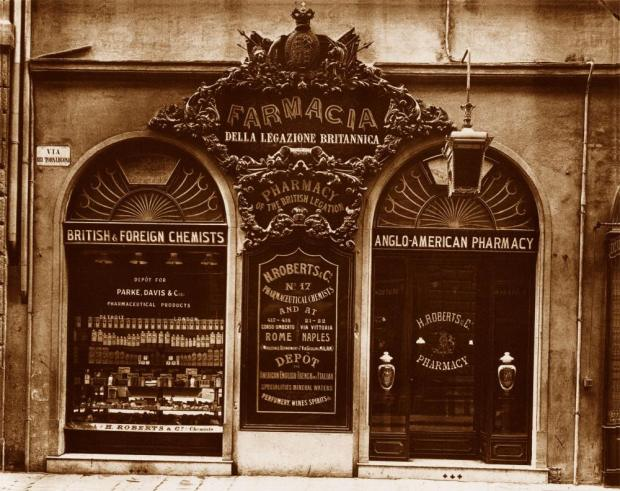 Farmacia Storica Alta Ris
