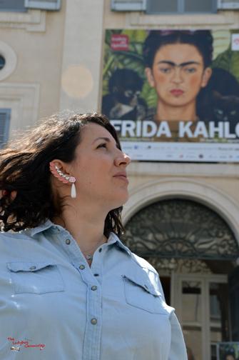 The Ladybug Chronicles - Frida Kahlo 01