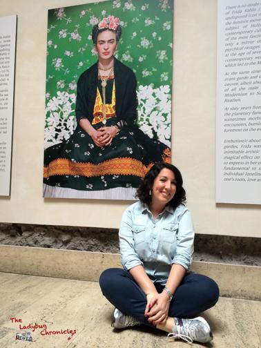 The Ladybug Chronicles - Frida Kahlo 06