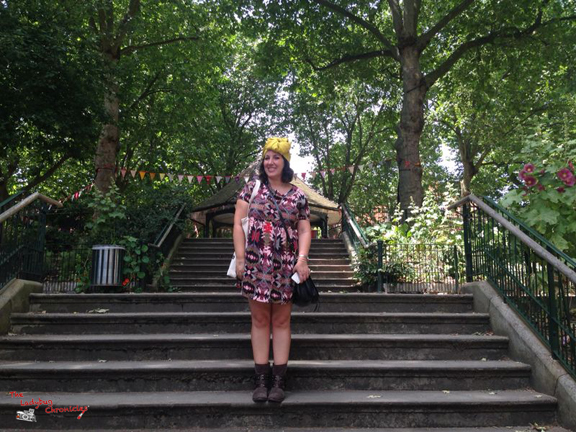 The Ladybug Chronicles - London 2 2014 09
