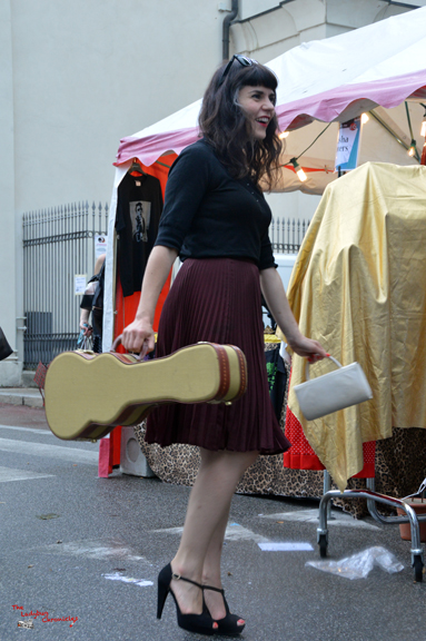 The Ladybug Chronicles - Vintage Roots Festival 2014 05