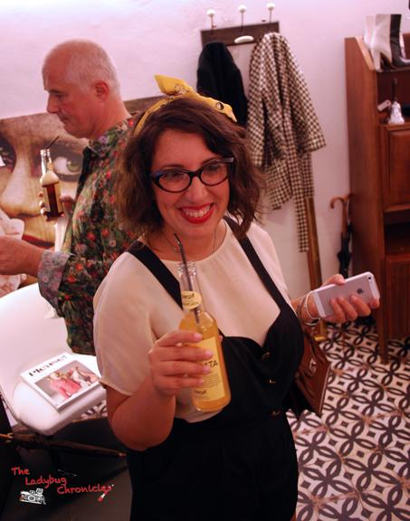 The Ladybug Chronicles - Sofia Vintage Opening 05