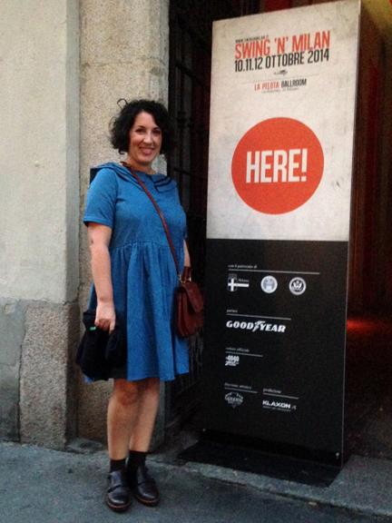 The Ladybug Chronicles - Swing Milan 09