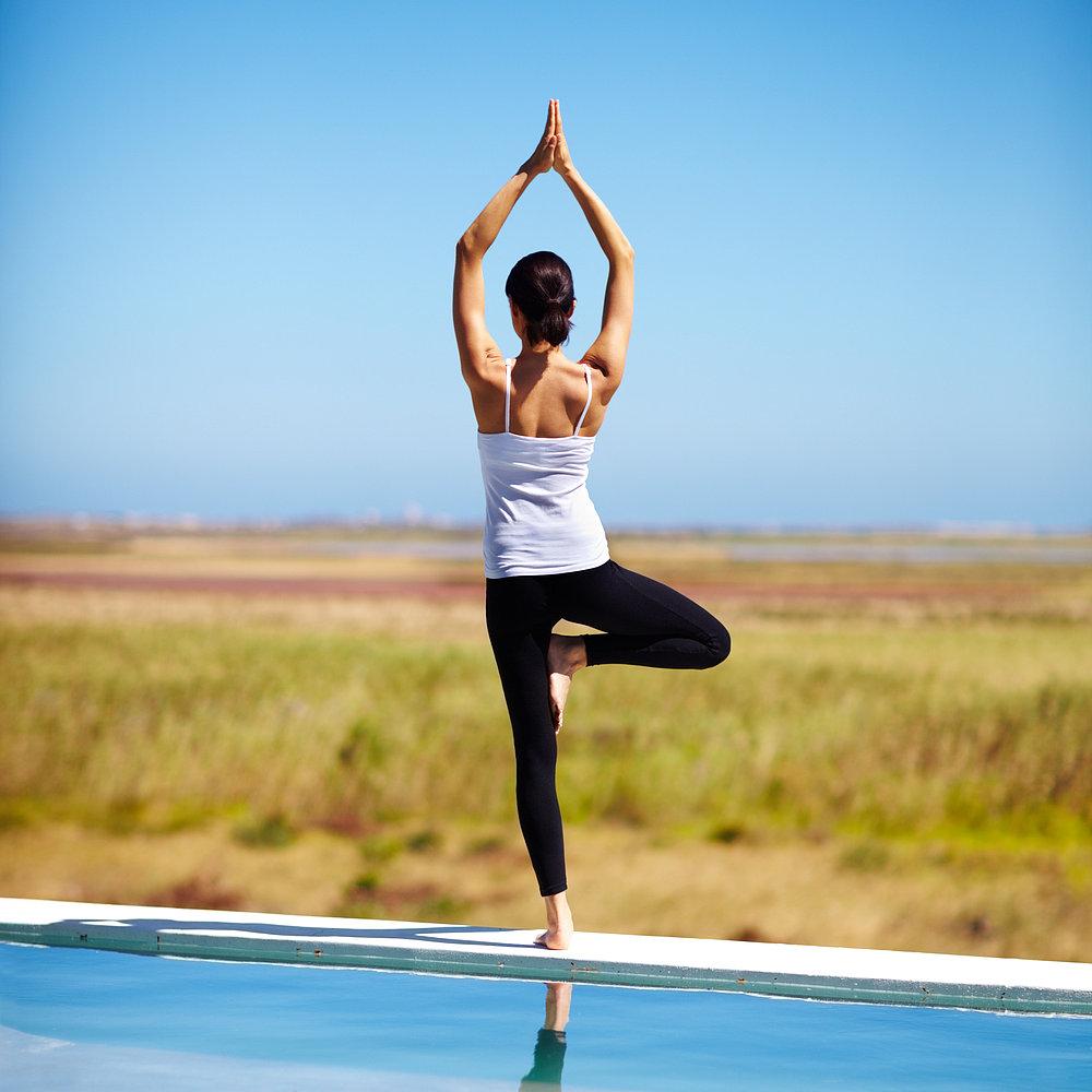 Yoga Meditation Pose Lifestyle