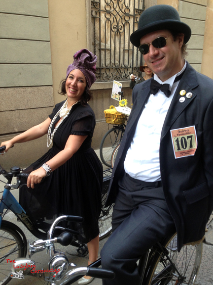 The Ladybug Chronicles - Tweed Ride 06