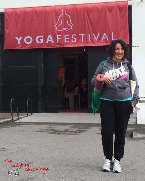 The Ladybug Chronicles - Yoga Festival 01