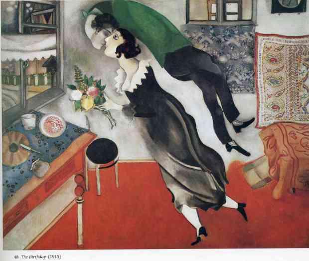 Marc-Chagall-Birthday-1915