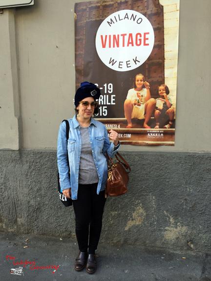 The Ladybug Chronicles - Milano Vintage Week MDW 01