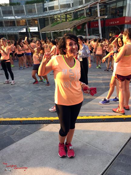 The Ladybug Chronicles - Nike Run Milan 02