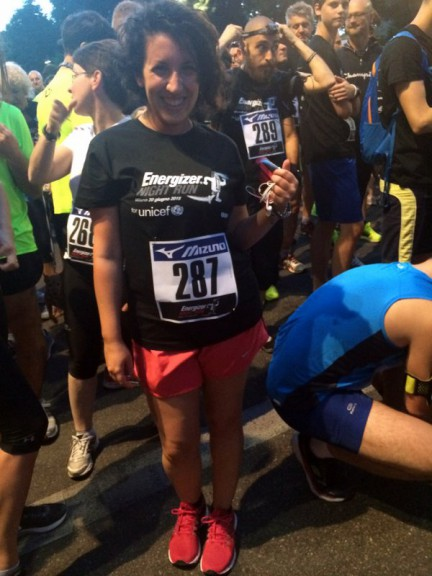 Energizer Night Run Milano 2