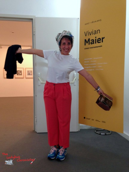 The Ladybug Chronicles Vivian Maier (5)