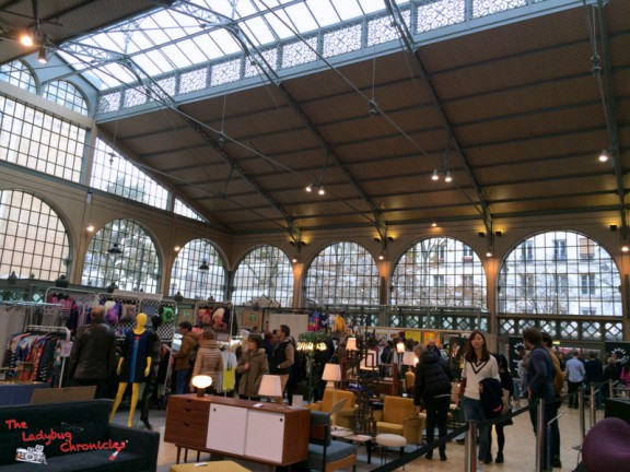 The Ladybug Chronicles Salon du Vintage Paris (5)