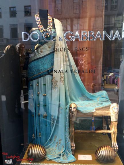 The Ladybug Chronicles - Renata Tebaldi - Dolce & Gabbana (10)