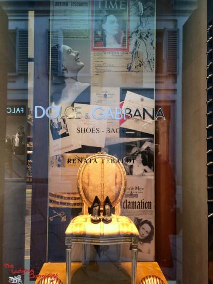 The Ladybug Chronicles - Renata Tebaldi - Dolce & Gabbana (2)