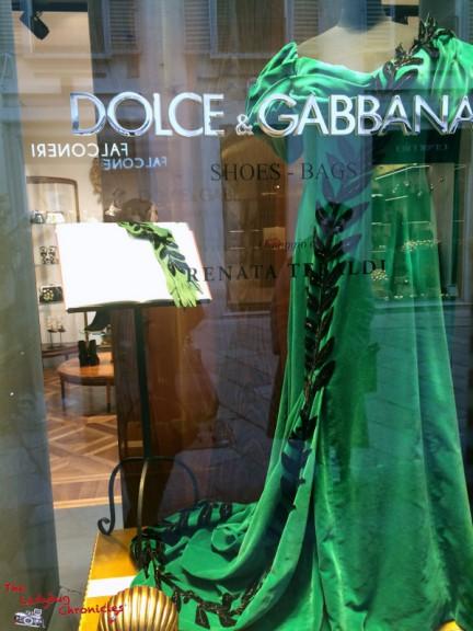 The Ladybug Chronicles - Renata Tebaldi - Dolce & Gabbana (3)