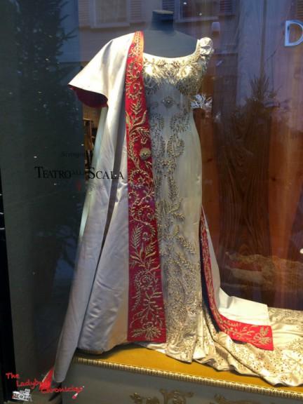 The Ladybug Chronicles - Renata Tebaldi - Dolce & Gabbana (4)