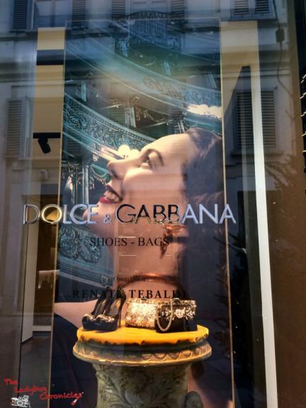 The Ladybug Chronicles - Renata Tebaldi - Dolce & Gabbana (6)