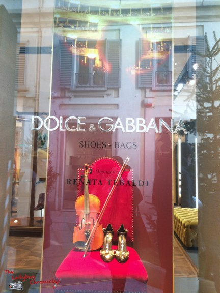 The Ladybug Chronicles - Renata Tebaldi - Dolce & Gabbana (7)