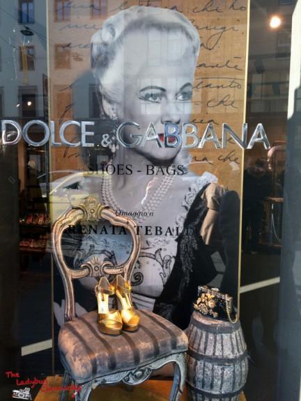 The Ladybug Chronicles - Renata Tebaldi - Dolce & Gabbana (9)