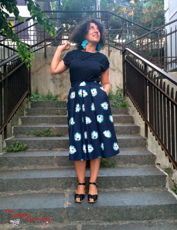 The Ladybug Chronicles Vintage Skirt (2)