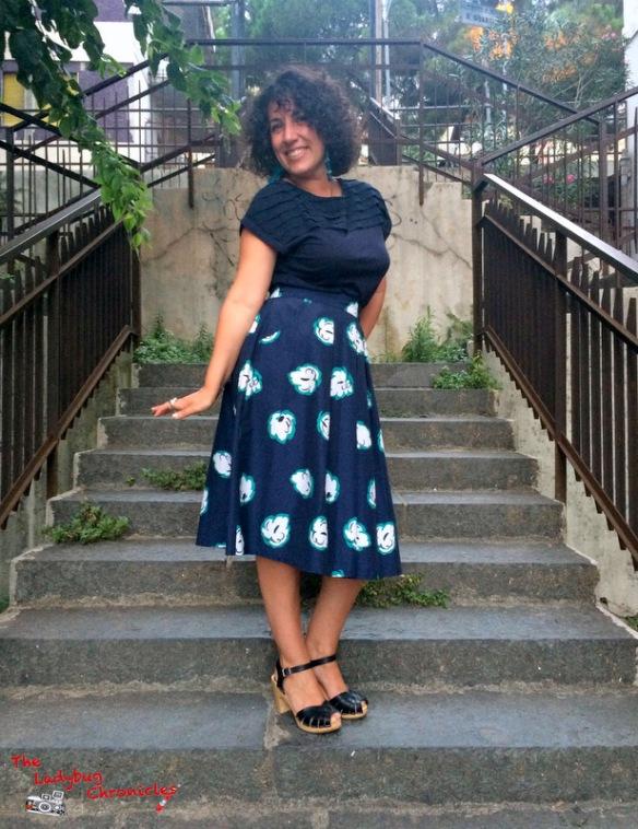 The Ladybug Chronicles Vintage Skirt (3)