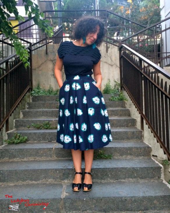 The Ladybug Chronicles Vintage Skirt (4)
