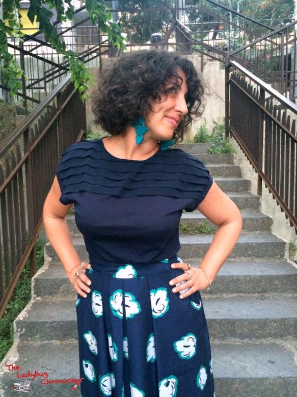 The Ladybug Chronicles Vintage Skirt (5)