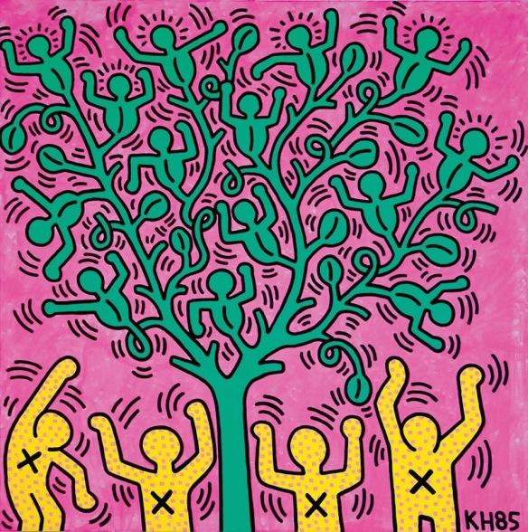 The Ladybug Chronicles Keith Haring (1)