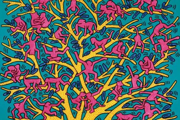 The Ladybug Chronicles Keith Haring (2)
