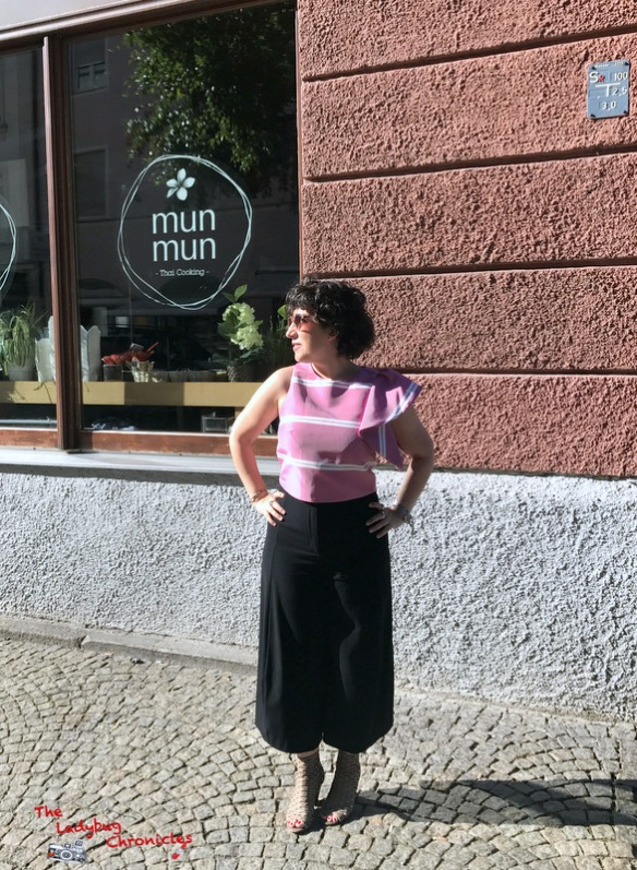 The Ladybug Chronicles Pink in Munich (2)
