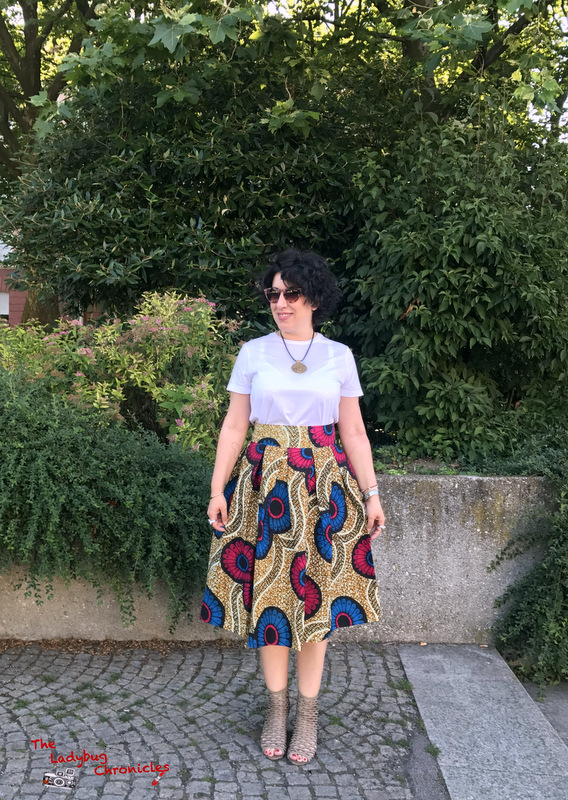 The Ladybug Chronicles Wax Skirt (1)