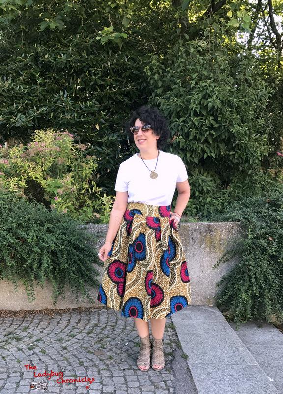 The Ladybug Chronicles Wax Skirt (2)
