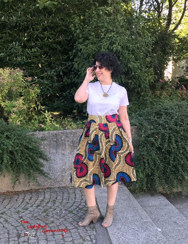 The Ladybug Chronicles Wax Skirt (3)