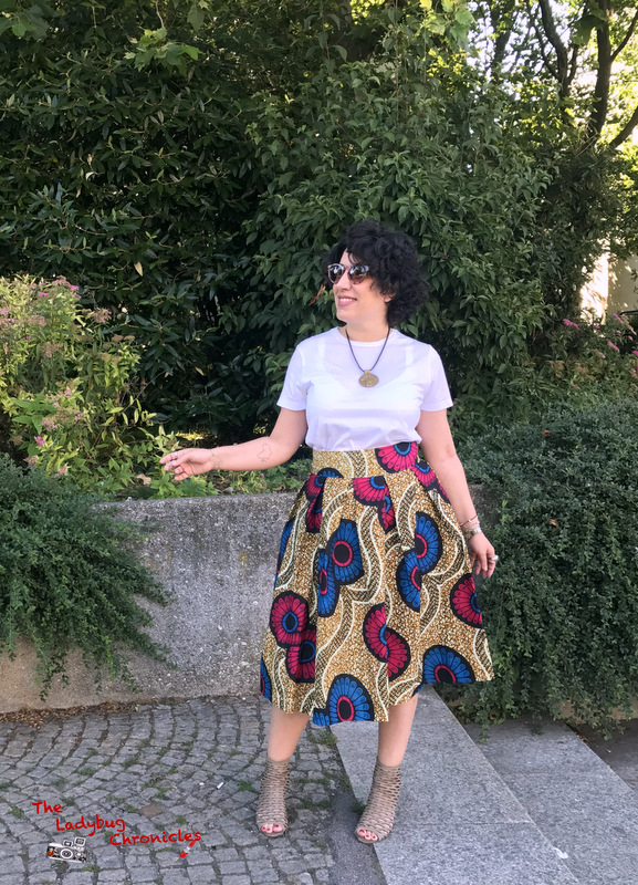 The Ladybug Chronicles Wax Skirt (4)