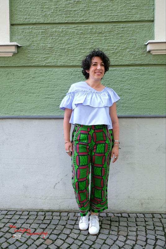 The Ladybug Chronicles Munich green wax (1)