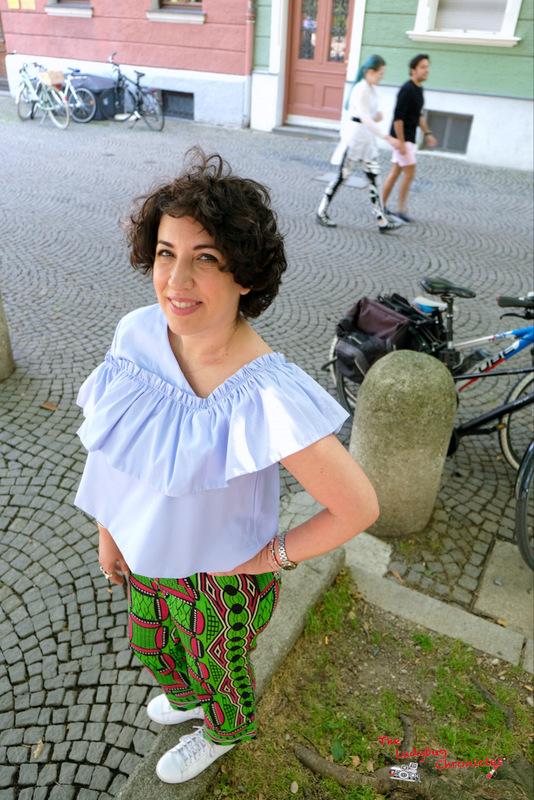 The Ladybug Chronicles Munich green wax (5)