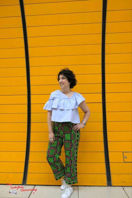 The Ladybug Chronicles Munich green wax (7)