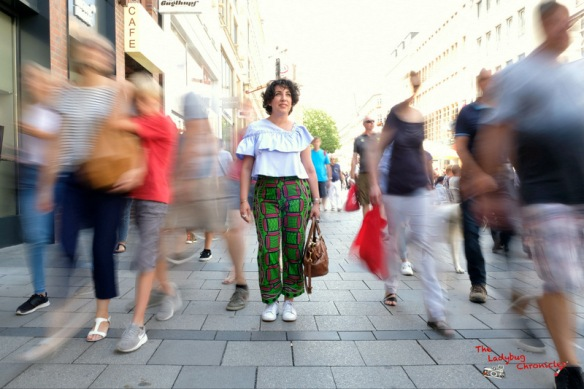 The Ladybug Chronicles Munich green wax (8)