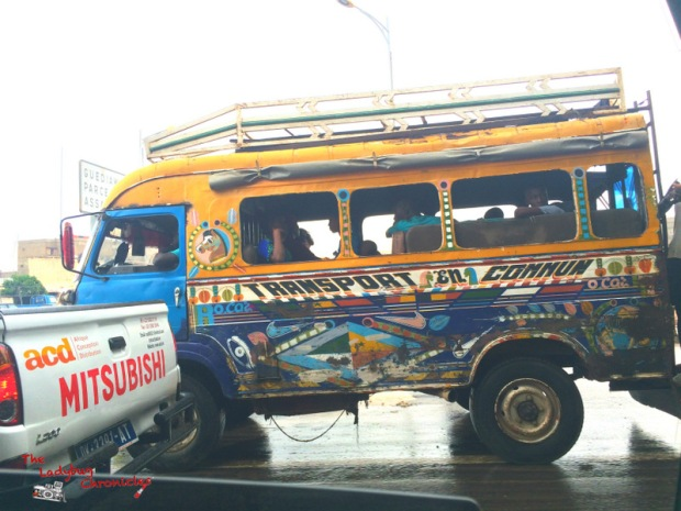 The Ladybug Chronicles Dakar Senegal (1)
