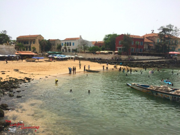 The Ladybug Chronicles Gorée Senegal (1)