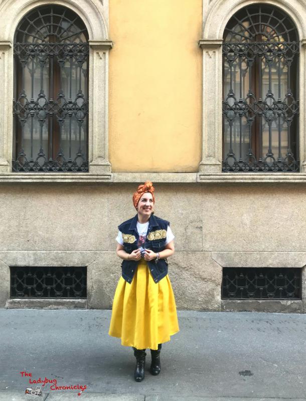 The Ladybug Chronicles Madame Ilary Vintag (2)