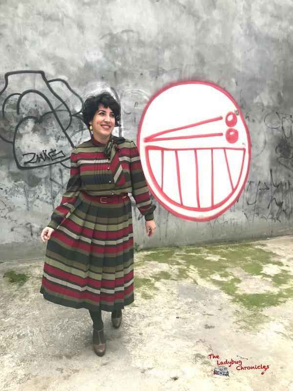 The Ladybug Chronicles Madrid Vintage Dress (1)