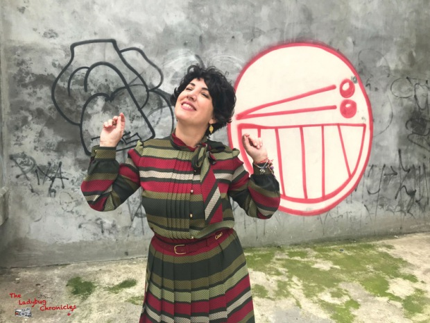 The Ladybug Chronicles Madrid Vintage Dress (2)