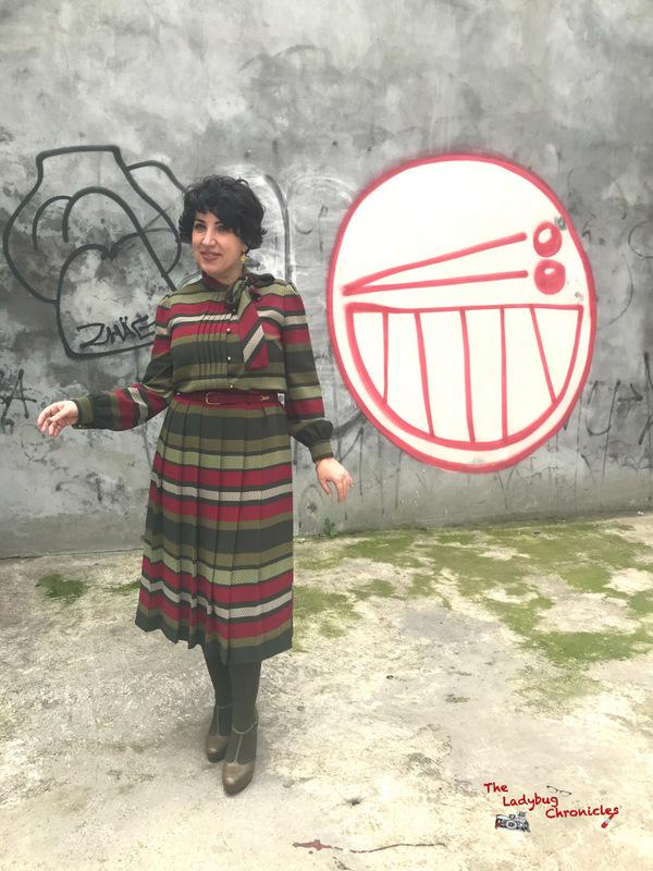 The Ladybug Chronicles Madrid Vintage Dress (4)