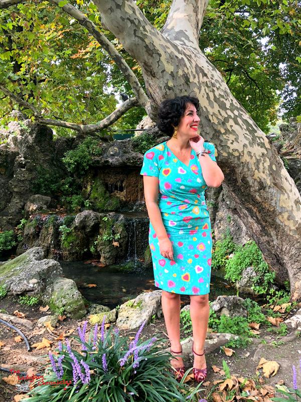 The Ladybug Chronicles Opherty Ciocci Chiara Boni dress (1)